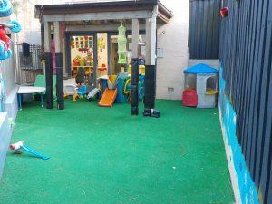 Outdoor area - Baby's